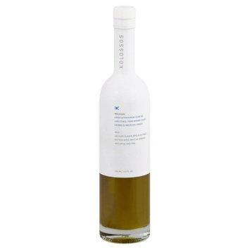 Kolossos 500 ml. Mild 100 Percent Greek Extra Virgin Olive Oil Case Of 6