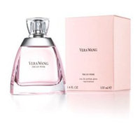Truly Pink By Vera Wang For Women. Eau De Parfum Spray 3.4-Ounce Bottle