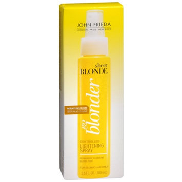 John Frieda® Sheer Blonde Go Blonder Controlled Lightening Spray