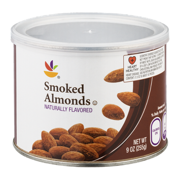 Ahold Smoked Almonds