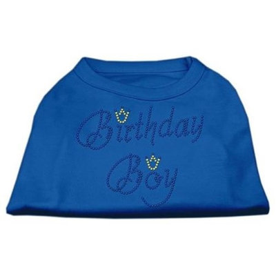 Ahi Birthday Boy Rhinestone Shirts Blue XXL (18)