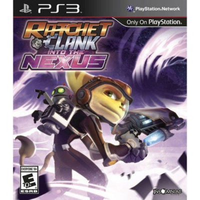 Sony Ratchet & Clank: Into the Nexus (PlayStation 3)