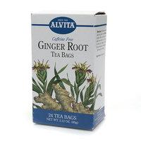 Alvita Caffeine Free Tea Ginger Root