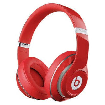 BEATS by Dr. Dre Beats Studio 2.0 - Red (900-00063-01)