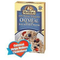 Mother's Instant Oatmeal, 11-Ounce Boxes (Pack of 12) ( Value Bulk Multi-pack)