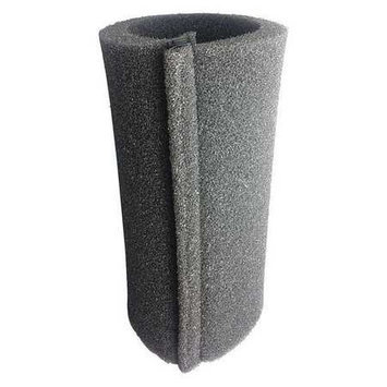 Dustless Technologies--love Less Ash Co Dustless Technologies-love Less Ash Co Filter,7 in. W,Foam Model: H0953