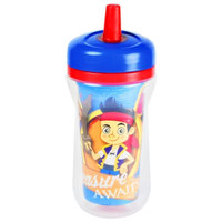 The First Years Disney Junior Insulated Straw Cup, Junior Jake and the Never Land Pirates, 1 ea