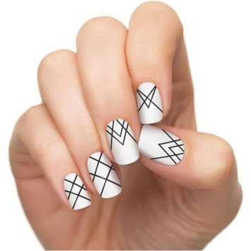 Coconut Nail Art by Incoco Nail Polish Strips, Double Dare, 12 count