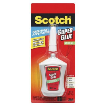Scotch Super Glue .14 floz.