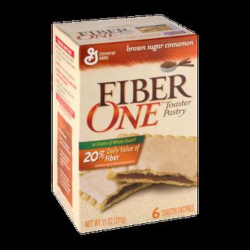 Fiber One Brown Sugar Cinnamon Toaster Pastries