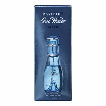 Cool Water Women's  by Davidoff Eau de Toilette - .5 oz