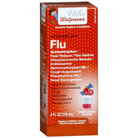 Walgreens Children's Plus Flu Oral Suspension Bubblegum