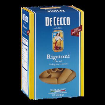 De Cecco Rigatoni