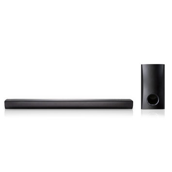 Rje Trade International, Inc. Remanufactured LG 120W 2.1ch Sound Bar Audio System with Subwoofer and Bluetooth - NB2540