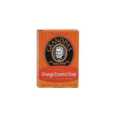 Grandpa's Fancy Orange Essence Soap with Olive Oil & Chamomile