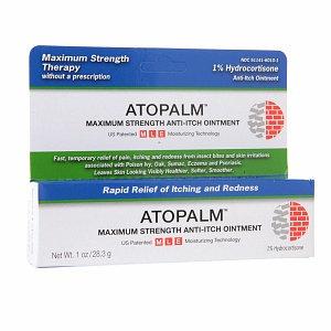 Atopalm Maximum Strength Anti-Itch Ointment
