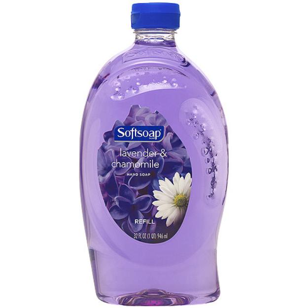 Softsoap® Hand Soap, Black Raspberry & Vanilla, Refill