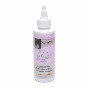 Nutri-Vet Eye Rinse for Cats