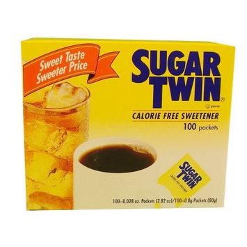 Sugar Twin Packets: 100 CT