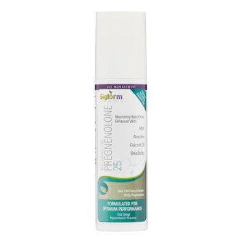 Pregnenolone 2.5 % Sigform 3 oz Liquid