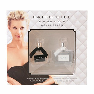 Faith Hill Parfums Womens Gift Set 2 Pc