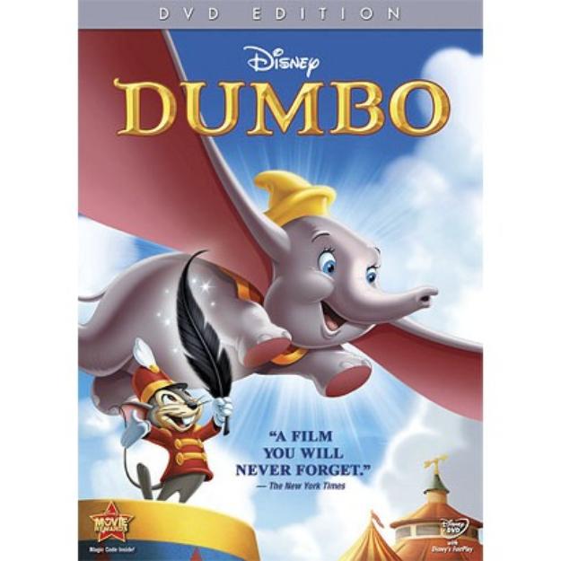 Disney Dumbo (70th Anniversary Edition) (Restored / Remastered)