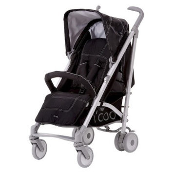 i'coo I'coo Phoenix Stroller - Black