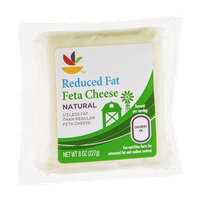 Ahold Feta Cheese Reduced Fat Natural