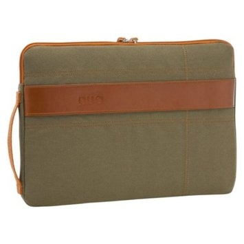 Nuo Eco-Friendly MacBook 13a -PC 14a Sleeve, Olive