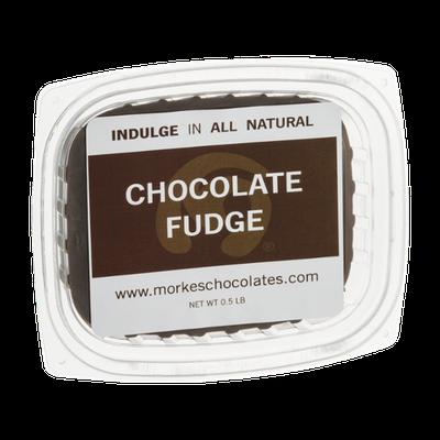 Morkes Chocolates Chocolate Fudge
