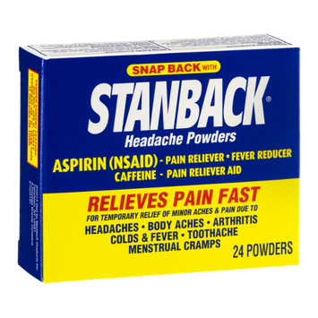 Stanback Headache Powders - 24 CT