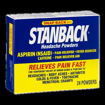 Stanback Headache Powders - 24 CT