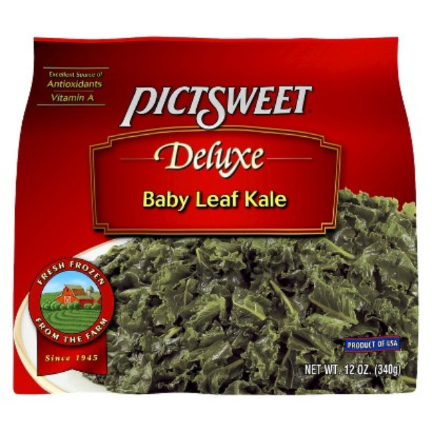 Pictsweet Company Pictsweet Deluxe Baby Leaf Kale 12 oz