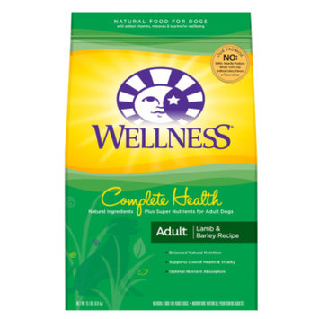 WellnessA Complete Health Adult Dog Food