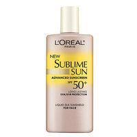 L'Oréal Paris Sublime Sun Advanced Sunscreen SPF 50+ Liquid Silk Sunshield For Face