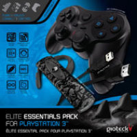 Gioteck Elite Essentials Pack for PS3