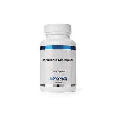 Douglas Laboratories - Melatonin Sublingual 3mg - 60 Tablets