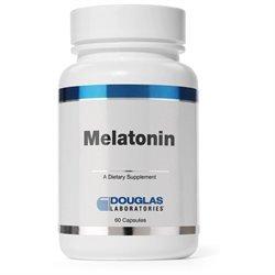 Douglas Laboratories Melatonin 3 mg Capsules, 60 ea
