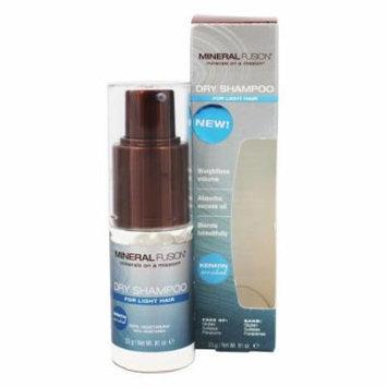 Mineral Fusion - Dry Shampoo for Light Hair - 0.81 oz.