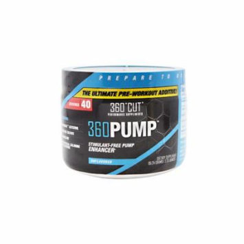 360Cut 360Pump, Unflavored, 3.36 ounces (40 Servings)