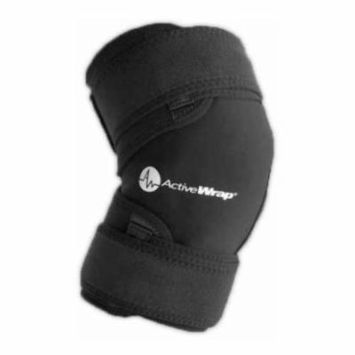 ActiveWrap Hot & Cold for Knee Black-LG/XL