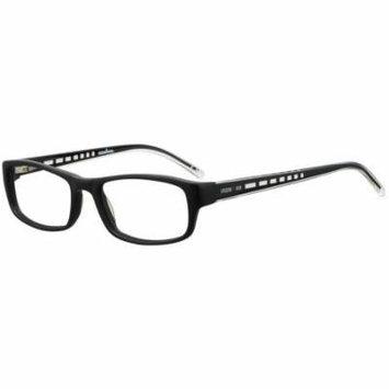 IRONMAN Mens Prescription Glasses, 303 Black