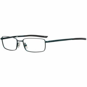 IRONMAN Mens Prescription Glasses, 203 Blue