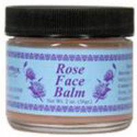Wiseways - Rose Face Balm, 2 oz