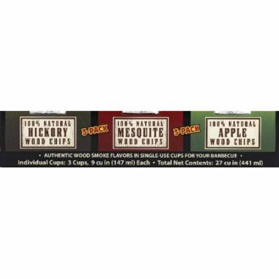 Cowboy Wood Chips, 3-Pack