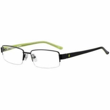 IRONMAN Mens Prescription Glasses, 102 Gun