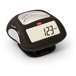 MIO Step 2 Silver Pedometer with FM Radio