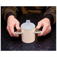 Ableware Artho Thumbs-Up Cup with Lid