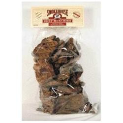 Smokehouse Brand Dog Treat Beef Munchies 1# Large