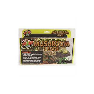 Zoo Med Laboratories Zml Decor Mushroom Ledge Large